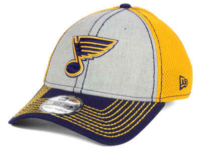 St. Louis Blues NHL Heathered Neo Cap Hats