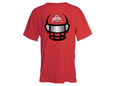 J America 2 for $28 NCAA Youth Identity Helmet Shine Logo T-Shirt