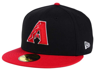 Arizona Diamondbacks MLB Rivalry 59FIFTY Cap Hats