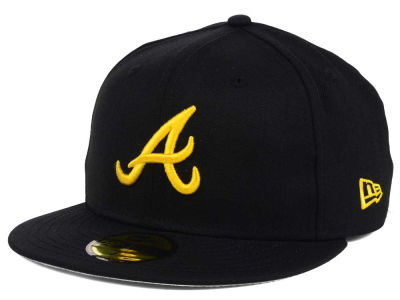 Atlanta Braves MLB Rivalry 59FIFTY Cap Hats