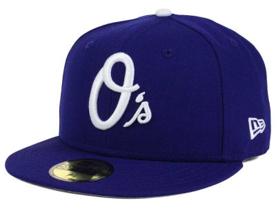 Baltimore Orioles MLB Rivalry 59FIFTY Cap Hats