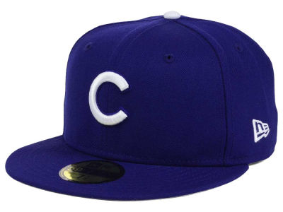 Chicago Cubs MLB Rivalry 59FIFTY Cap Hats