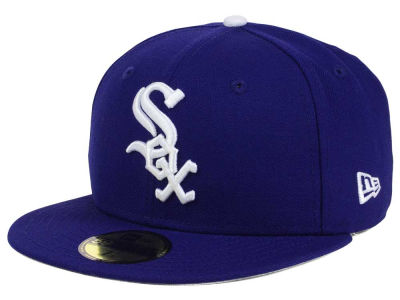 Chicago White Sox MLB Rivalry 59FIFTY Cap Hats