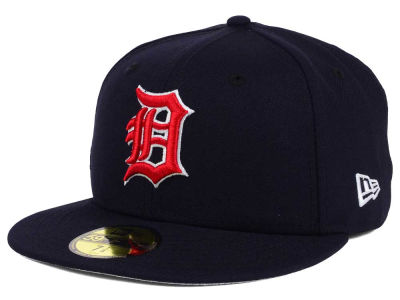 Detroit Tigers MLB Rivalry 59FIFTY Cap Hats
