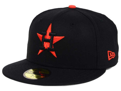 Houston Astros MLB Rivalry 59FIFTY Cap Hats