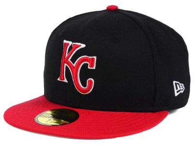 Kansas City Royals MLB Rivalry 59FIFTY Cap Hats