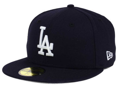 Los Angeles Dodgers MLB Rivalry 59FIFTY Cap Hats