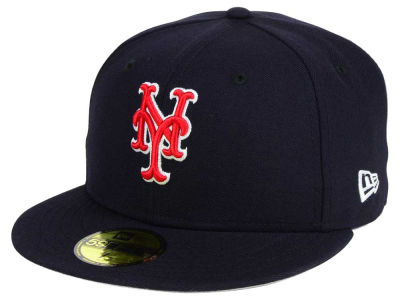 New York Mets MLB Rivalry 59FIFTY Cap Hats