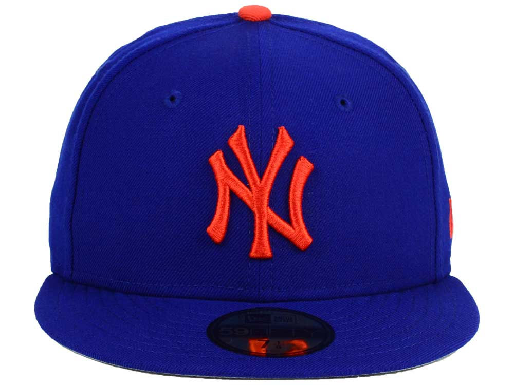 buy popular 0fb33 cb3a8 50%OFF New York Yankees New Era MLB Rivalry 59FIFTY Cap