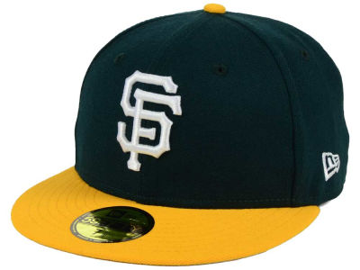 San Francisco Giants MLB Rivalry 59FIFTY Cap Hats