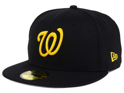 Washington Nationals MLB Rivalry 59FIFTY Cap Hats