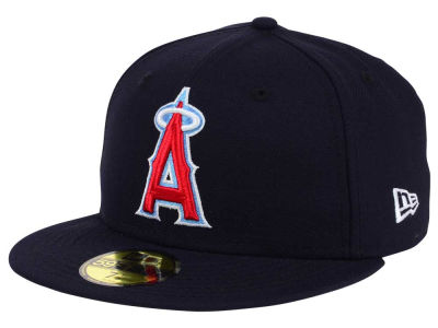 Los Angeles Angels MLB Twist Up 59FIFTY Cap Hats