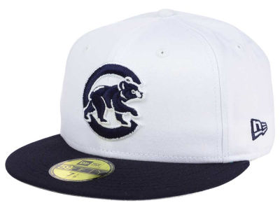 Chicago Cubs MLB Twist Up 59FIFTY Cap Hats