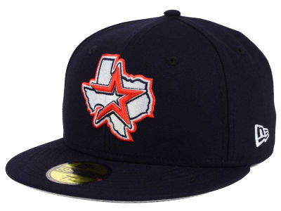 Houston Astros MLB Twist Up 59FIFTY Cap Hats