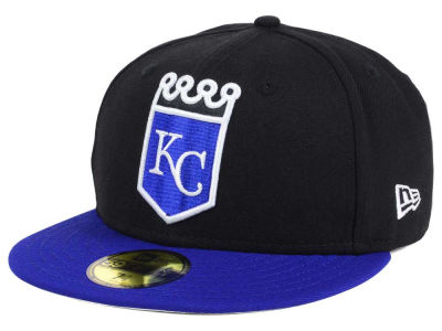 Kansas City Royals MLB Twist Up 59FIFTY Cap Hats