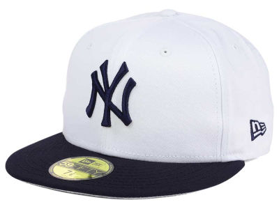 New York Yankees MLB Twist Up 59FIFTY Cap Hats