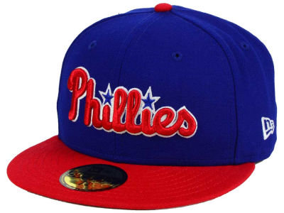 Philadelphia Phillies MLB Twist Up 59FIFTY Cap Hats