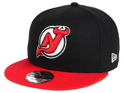 New Jersey Devils NHL All Day 2T 9FIFTY Snapback Cap Hats