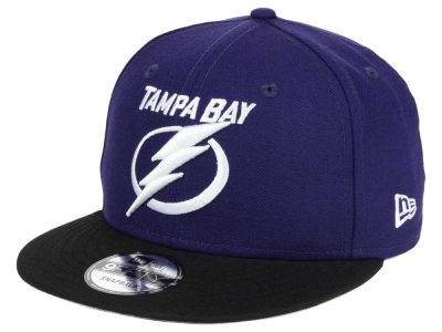 Tampa Bay Lightning NHL All Day 2T 9FIFTY Snapback Cap Hats