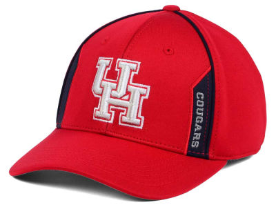 the latest 311bf 317c2 Houston Cougars Top of the World NCAA Kayo Stretch Fit Cap   lids.com