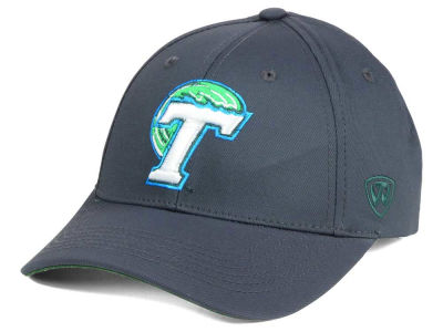 e5cba19810b Tulane Green Wave Top of the World NCAA Fresh 2 Adjustable Cap ...