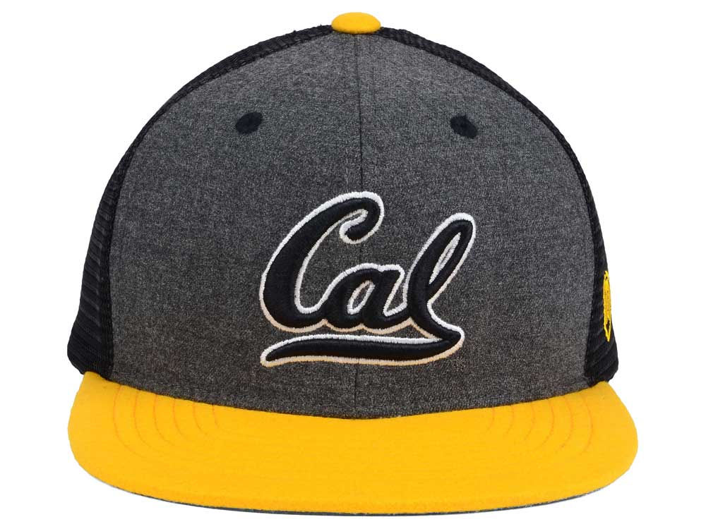 new style 618cb f8a12 85%OFF California Golden Bears Top of the World NCAA Mammoth Snapback Cap