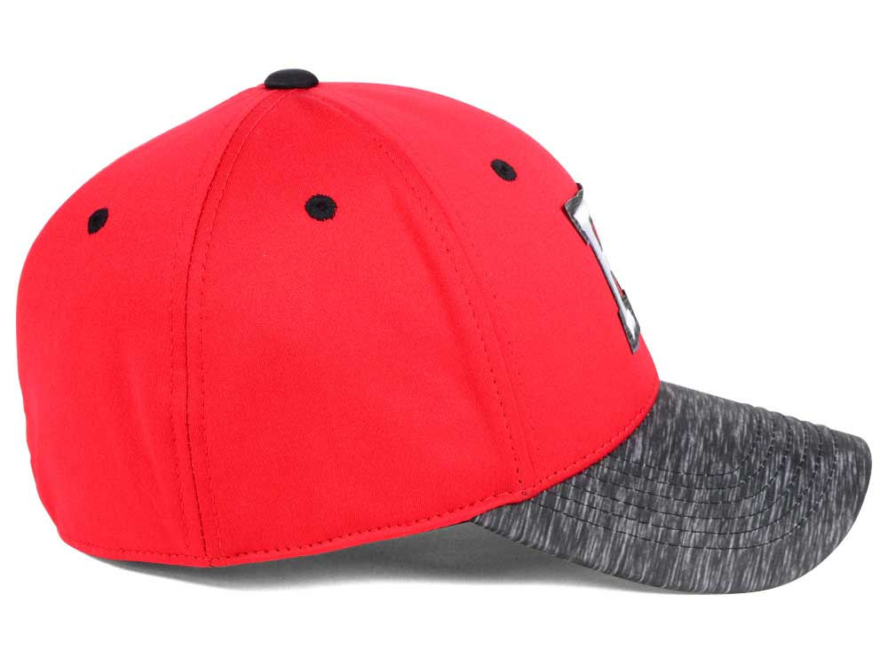 27e1537360b ... 50% off rutgers scarlet knights top of the world ncaa fable stretch cap  high quality