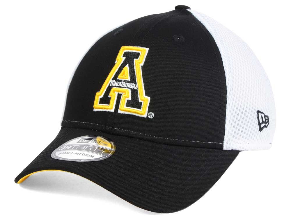 cheap for discount 2f84e 25bb1 free shipping Appalachian State Mountaineers New Era NCAA Neo 39THIRTY Cap