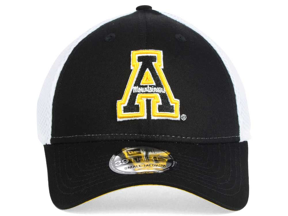 cheap for discount 6a02d 585db free shipping Appalachian State Mountaineers New Era NCAA Neo 39THIRTY Cap