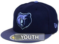 New Era NBA Kids 2-Tone Team 59FIFTY Cap Fitted Hats