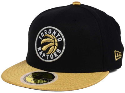 Toronto Raptors NBA Kids 2-Tone Team 59FIFTY Cap Hats