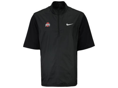 Nike NCAA Men's Shield Short Sleeve Pulllover