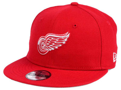 Detroit Red Wings NHL Youth All Day 9FIFTY Snapback Cap Hats