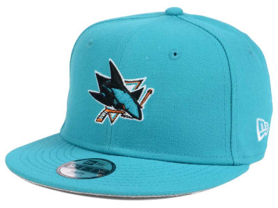 San Jose Sharks NHL Youth All Day 9FIFTY Snapback Cap Hats