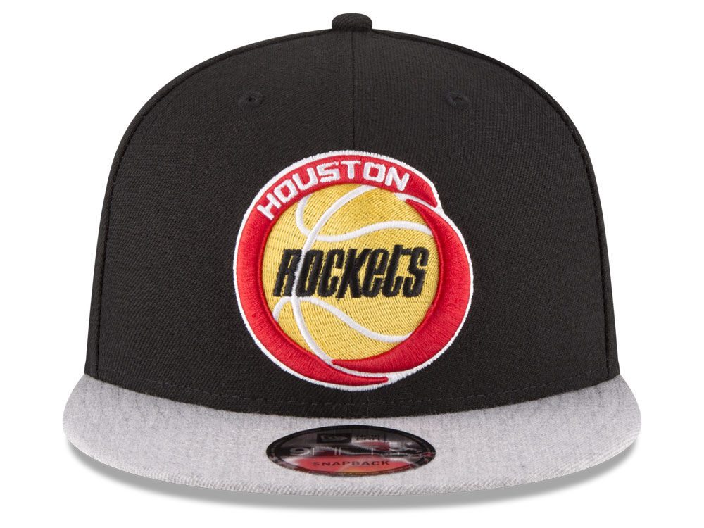 low priced a0390 ebc5c Houston Rockets New Era NBA HWC Heather Vize 9FIFTY Snapback Cap cheap
