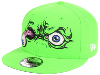 New Era Monster Face 9FIFTY Snapback Cap Hats