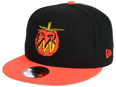 New Era Jack O Lantern 9FIFTY Snapback Cap Hats