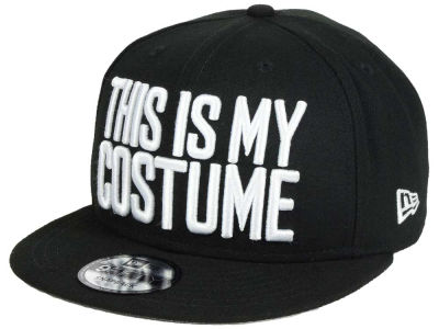 New Era This Is My Costume 9FIFTY Snapback Cap Hats
