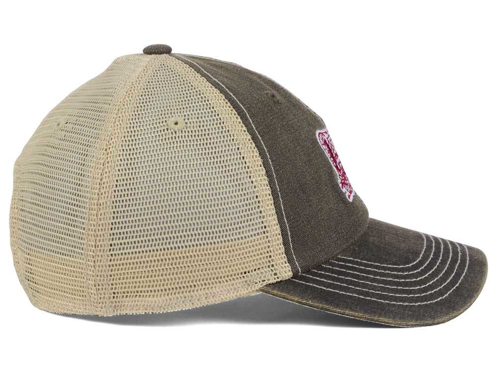 sports shoes c0994 2bbe8 ... sweden oklahoma sooners top of the world ncaa wickler mesh cap 85off  4b974 95437
