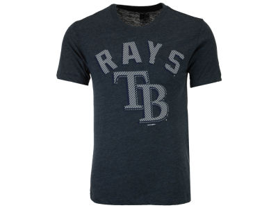 Tampa Bay Rays MLB Men's Shadow Tri-Blend T-Shirt