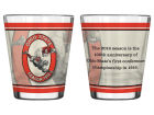 Ohio State Buckeyes Boelter Brands 2oz 100th Anniversary Shot Glass Kitchen & Bar