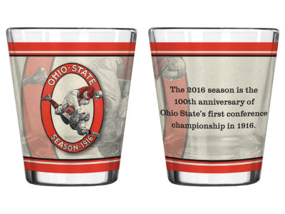 Boelter Brands 2oz 100th Anniversary Shot Glass