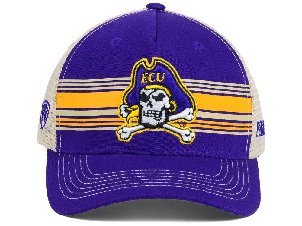 huge selection of 3b548 e5f04 East Carolina Pirates Top of the World NCAA Sunrise Adjustable Cap hot sale