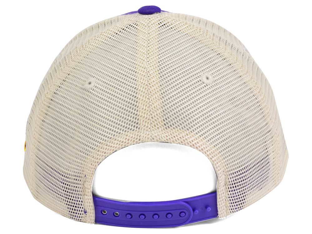 info for d2367 42219 durable modeling LSU Tigers Top of the World NCAA Sunrise Adjustable Cap ·