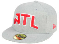 New Era NBA All Heather 59FIFTY Cap Fitted Hats