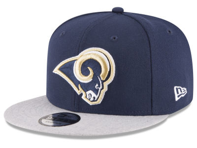 Los Angeles Rams NFL Heather Vize MB 9FIFTY Cap Hats