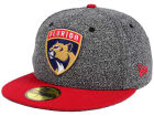 Florida Panthers New Era NHL Speckled 59FIFTY Cap Fitted Hats