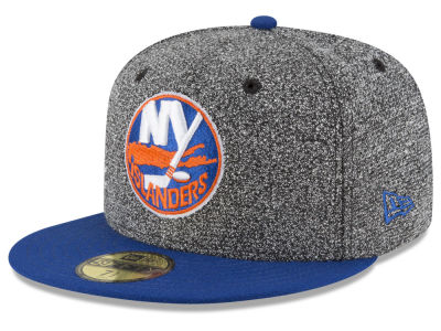 New York Islanders NHL Speckled 59FIFTY Cap Hats
