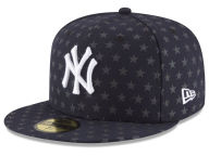 New Era MLB Iridescent All Over Star Print 59FIFTY Cap Fitted Hats