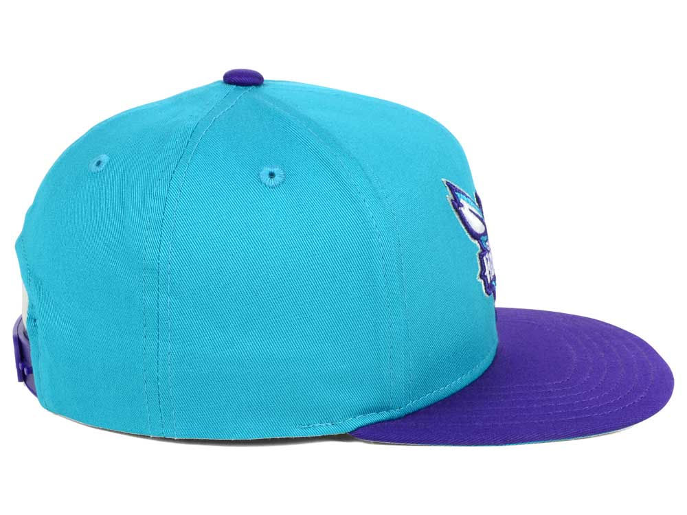 pretty nice 3379f 430cc Charlotte Hornets Outerstuff NBA Kids XL 2-Color Snapback Cap durable  modeling